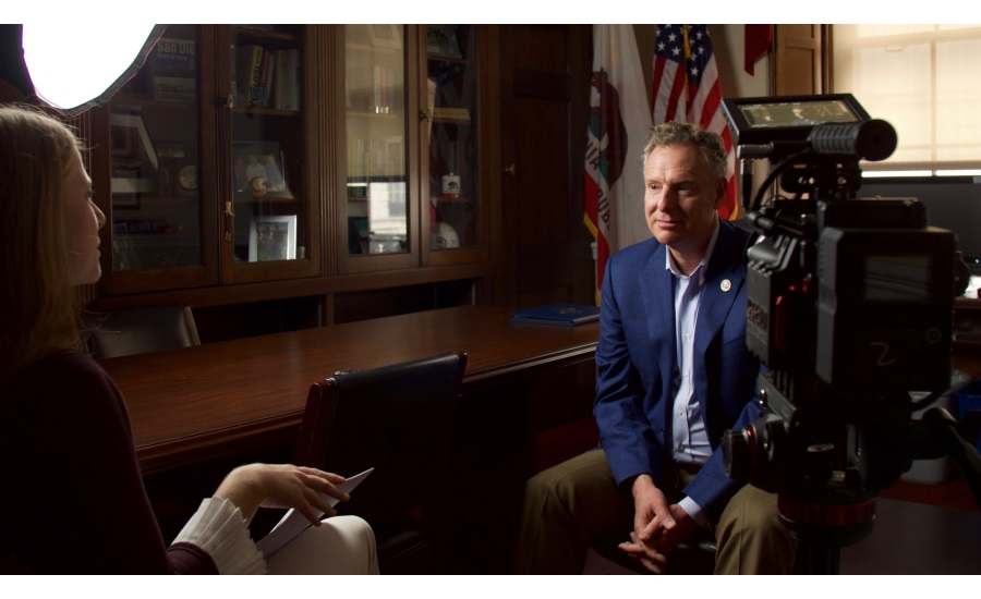 Rep. Scott Peters to be Featured in Upcoming HARDI Workforce Recruitment Documentary